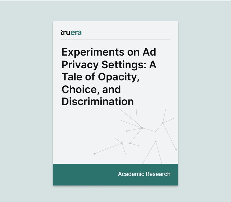 Experiments on Ad Privacy Settings A Tale of Opacity Choice and Discrimination 2015
