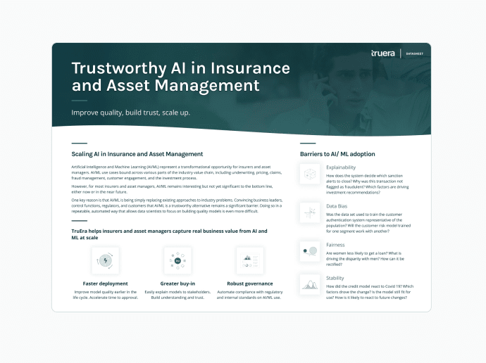 AI Quality Management for Insurance