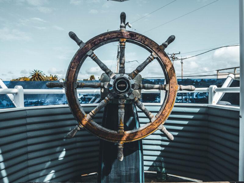 Ship Wheel Kubernetes