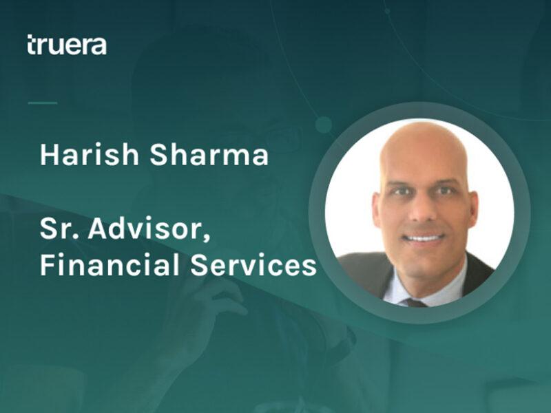Harish Sharma AI Advisor, Financial Services