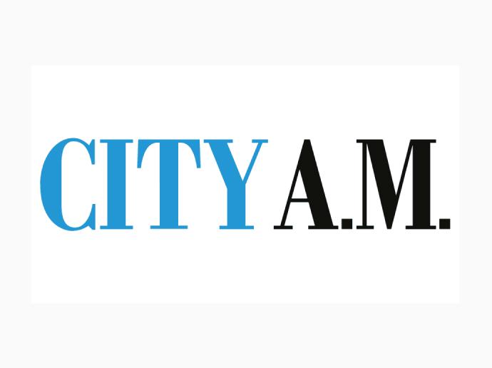 CITY AM article on AI