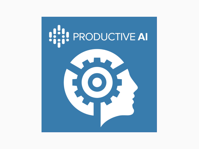 Productive AI popular podcast